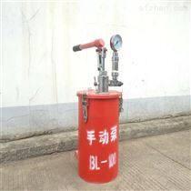BF-100便携式手动注浆泵