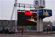 移动式演出舞台LED显示屏厂家 P3租赁大屏