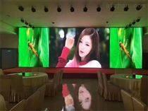 饭店9平米舞台背景P2.5LED大屏幕多少钱