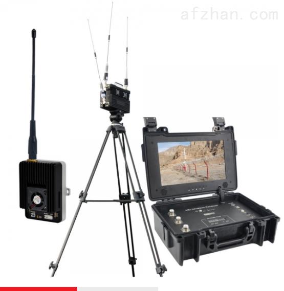 中继+单路手提箱无线传输系统