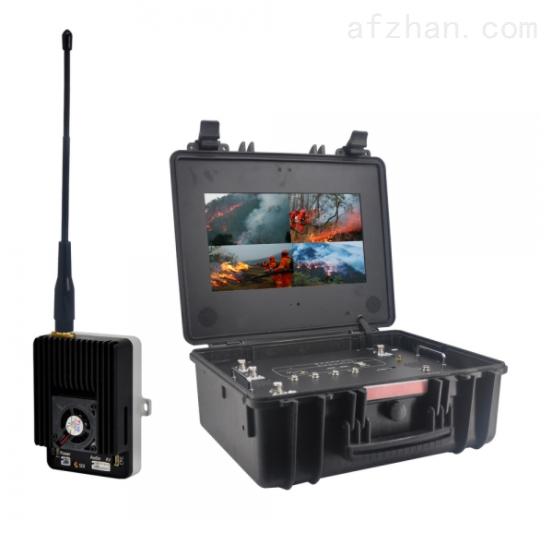 四路手提箱远程无线指挥系统