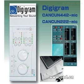 DigigramCANCUN 222-Mic  CANCUN 442 Mic