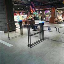 超市单向进出口器 超市自动感应门