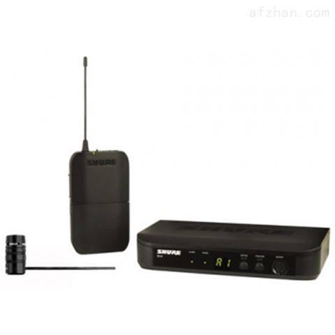 舒尔 Shure BLX14/WL185 无线领夹话筒