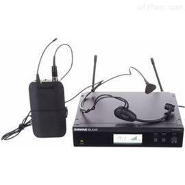 舒尔 Shure BLX14R/PG30 无线头戴话筒