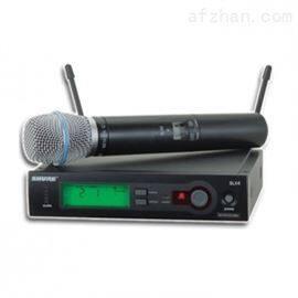 舒尔 SHURE SLX24/BETA87A 无线话筒