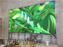 4*2.5米展厅背景led电子显示屏安装要多少钱