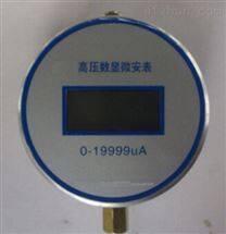 ZGSB-05直流高压微安表 ZGSB-05  库号:M407874