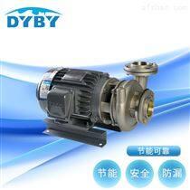 不銹鋼臥式離心泵 耐高溫 低噪音 服務及時