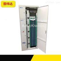 432芯四网融合配线柜ODF配线架图文制作标准