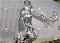 耐高温机器人防护服工业机械阻燃保护罩