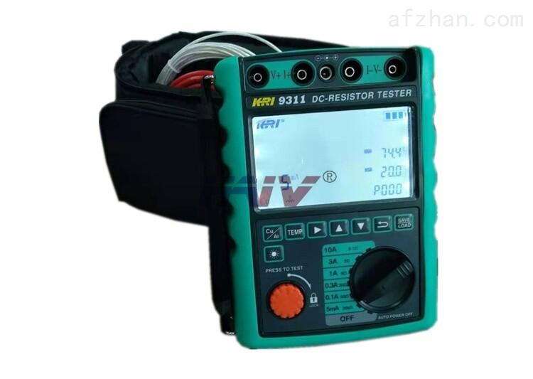 KRI9310/9311工具化变压器直流电阻测试仪