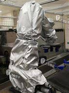 机器人防护服防尘耐磨保护衣