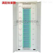 192芯光纤机柜 光纤分配架产品尺寸介绍