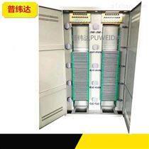 864芯光纤机柜共建共享光纤配线架实拍效果