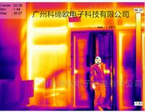 熱成像人體測溫布控系統