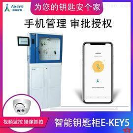 埃克萨E-key4mini埃克萨斯智能钥匙柜E-key4人脸精确识别