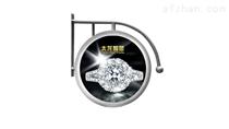 特色創意圓形LED燈桿屏(TL294-Φ1130mm)
