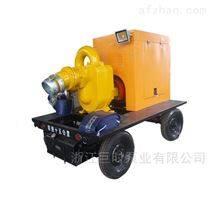 巨时XBC型柴油机式自吸排污泵