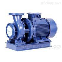 巨时ISW型系列卧式离心泵