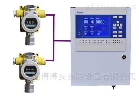 溴气气体浓度在线监测报警仪系统安装