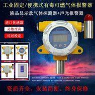 化工厂二甲苯可燃气体监控探测器报警器