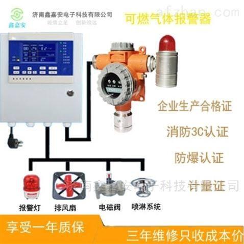 廠家直銷乙烯氣體報警器品牌
