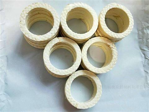 安徽耐磨芳纶盘根环图片