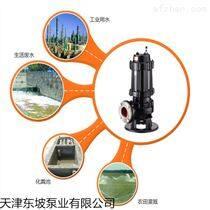 天津無堵塞污水泵