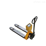移动式手动液压不锈钢叉车秤