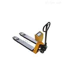 移動式手動液壓不銹鋼叉車秤