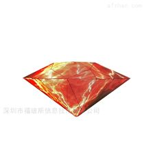 源头商供应高清P3钻石LED DJ 台