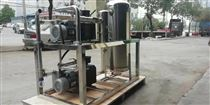 呼吸系统专用真空泵尾气排放处理紫外线消毒