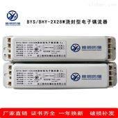 BYS/BHY-2*28W浇封型电子镇流器220V50HZ