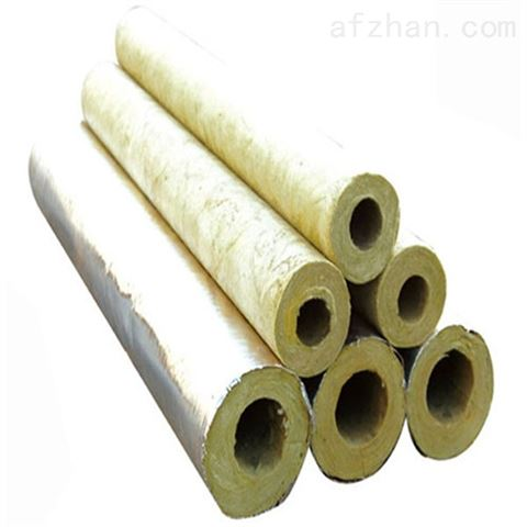 富达进口岩棉管出厂价