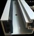 防汛挡水板秒装阻水   拆卸方便