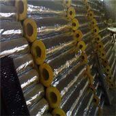 标准神州机制玻璃棉管价钱