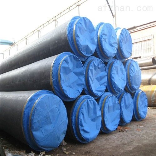 厂家预制聚氨酯直埋保温钢管