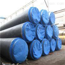 聚氨酯预制采暖保温管,小区集中供热直埋管