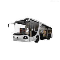深蘭科技AI移動餐車——熊貓餐車
