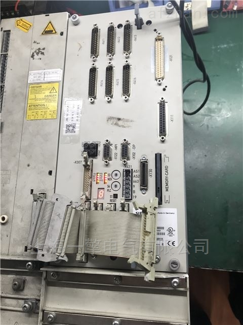 西门子ncu710.3B 断电掉程序