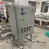 钢板焊接防爆铁箱定做