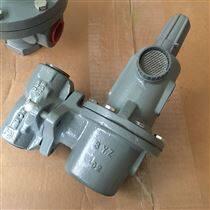 费希尔627碳钢/627-1217-29559天然气减压阀