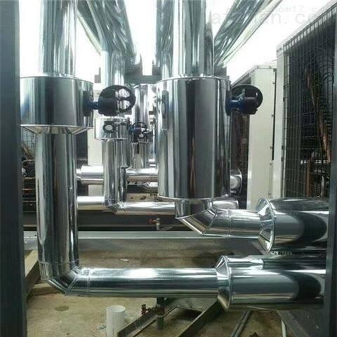 海宁市中央空调设备保温施工