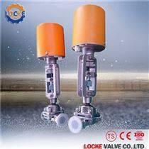 德国《LOCKE》洛克进口品牌电动隔膜阀