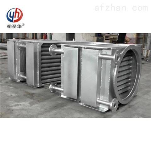 螺旋钢铝复合式翅管散热器
