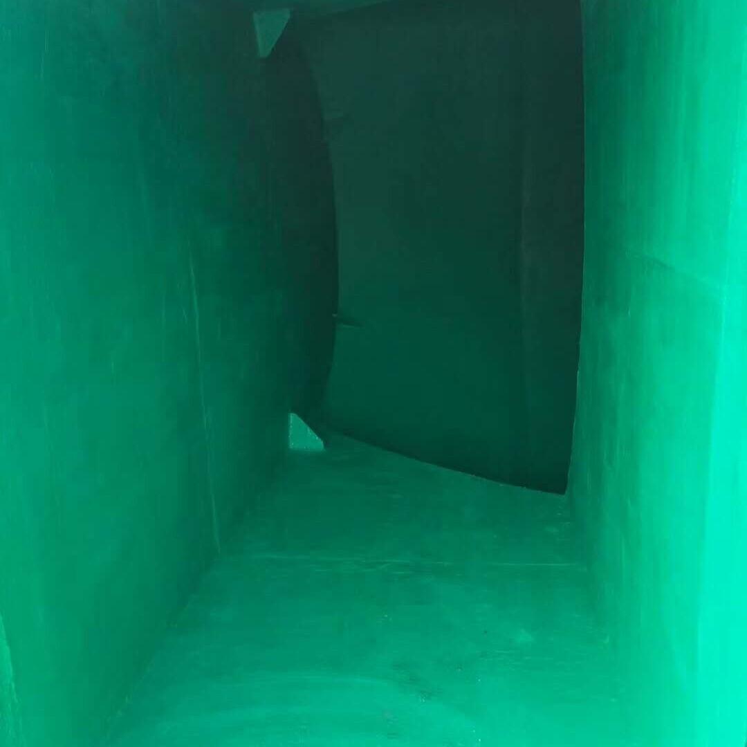 来宾冷却塔玻璃鳞片胶泥施工队防腐