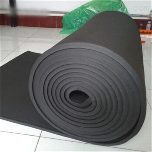 铁岭橡塑板 隔水阻燃橡塑保温管生产厂家