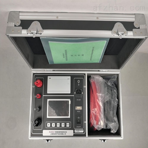 带打印100A回路电阻测试仪/专业制造商