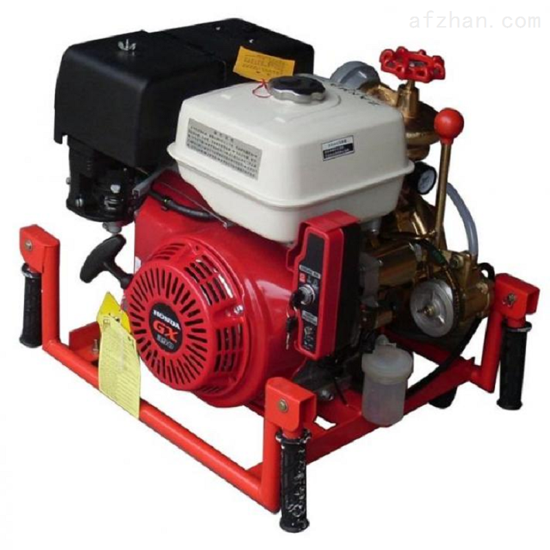 防汛手台机动消防泵